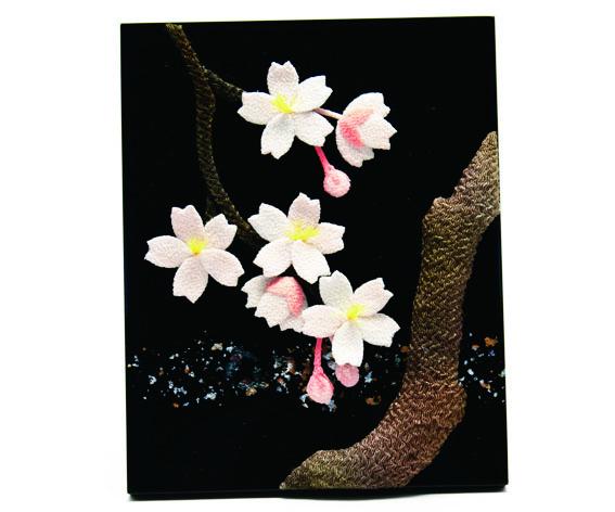 板絵 千年桜