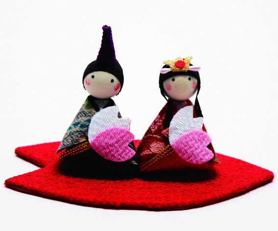 なごみ桜雛
